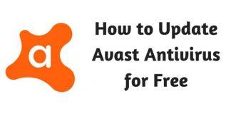 How to Update Avast Antivirus for Free
