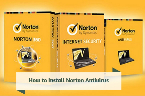 How to install Norton Antivirus
